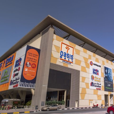 SHARJAH OASIS MALL
