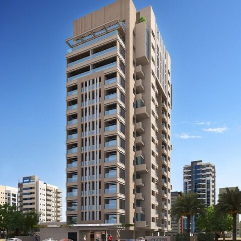 AL BARSHA,RESIDENTIAL & COMMERCIAL BUILDING[2B+G+6 TYP ABDUL WAHID HASSAN MOHD. AL ROSTAMANI