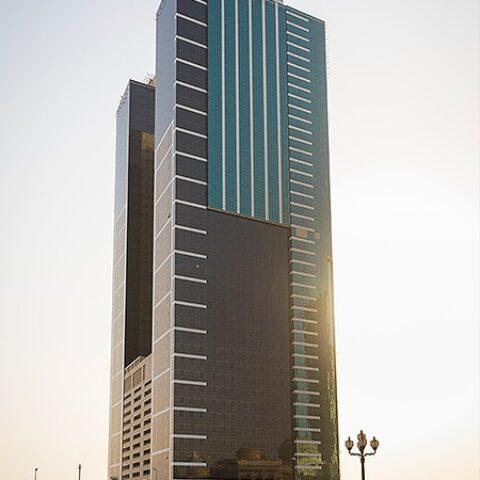 AL MAMZAR Tower 4
