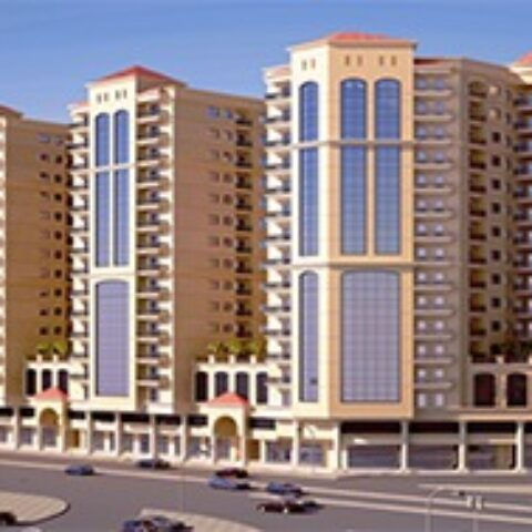 6 Nos. B+G+6 Buildings on Plot No:242-395 at Al Qusais